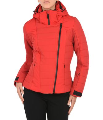 NAPAPIJRI  WOMAN SKI JACKET,RED