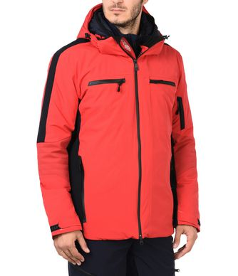 NAPAPIJRI CHIMBO MAN SKI JACKET,RED