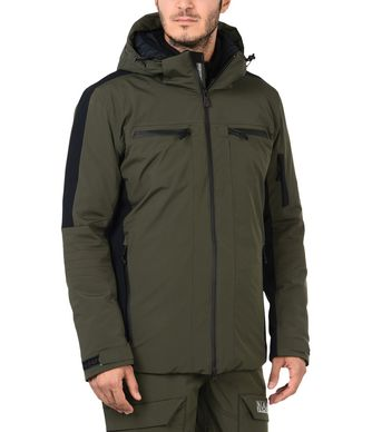 NAPAPIJRI CHIMBO MAN SKI JACKET,MILITARY GREEN