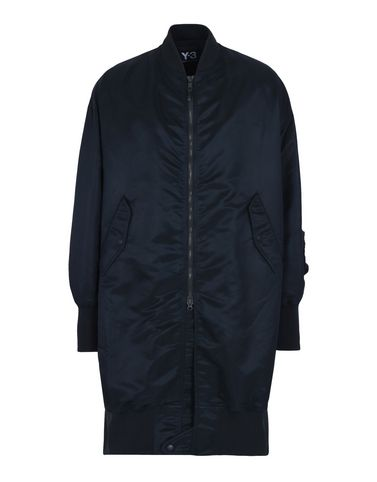 Y-3 LONG BOMBER COATS & JACKETS man Y-3 adidas