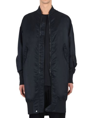 Y-3 LONG BOMBER COATS & JACKETS woman Y-3 adidas