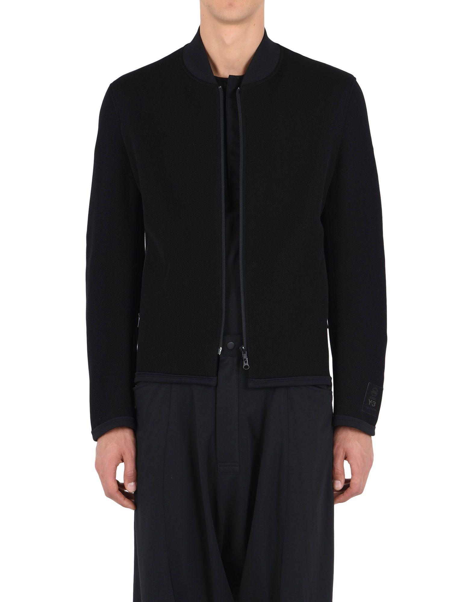 Y 3 MESH 3 STRIPES JACKET Jacken | Adidas Y 3 Offizielle
