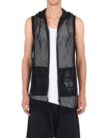 Y-3 MESH VEST COATS & JACKETS man Y-3 adidas