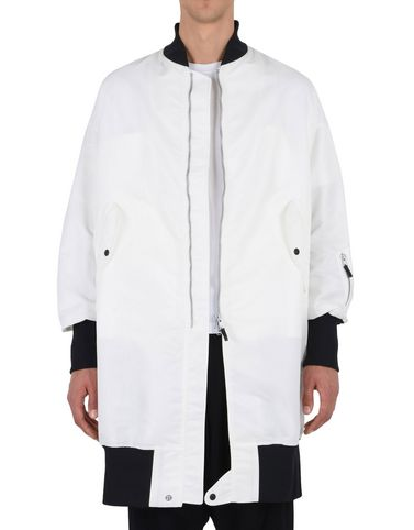 Y-3 EMBROIDERED BOMBER COATS & JACKETS man Y-3 adidas