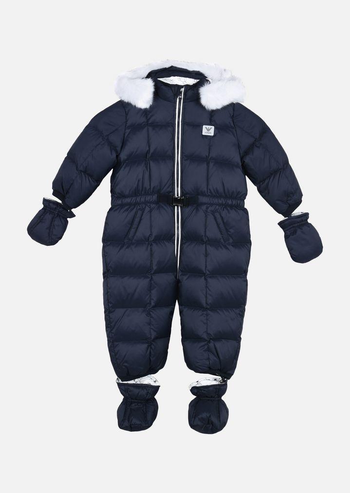 elegant in style quite nice genuine Puffer Jacket | Kid | Armani Junior