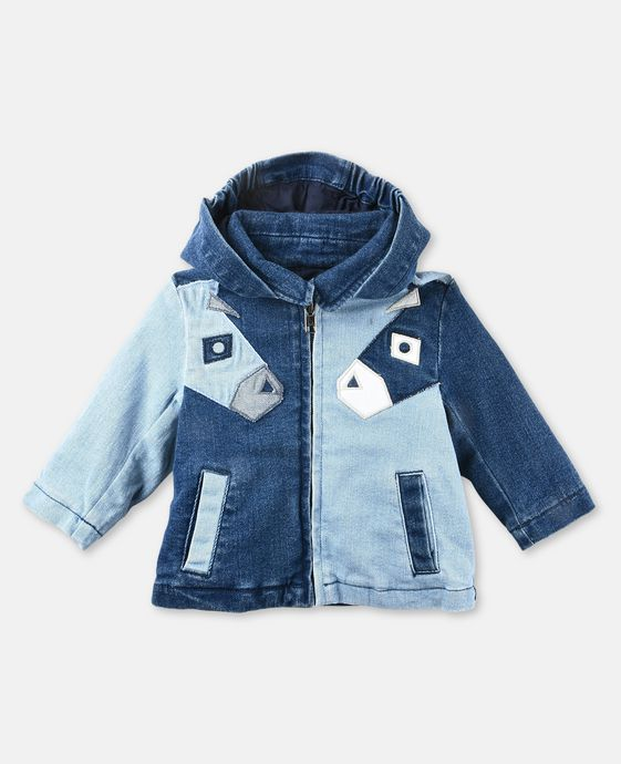 Bubba Denim Donkeys Jacket