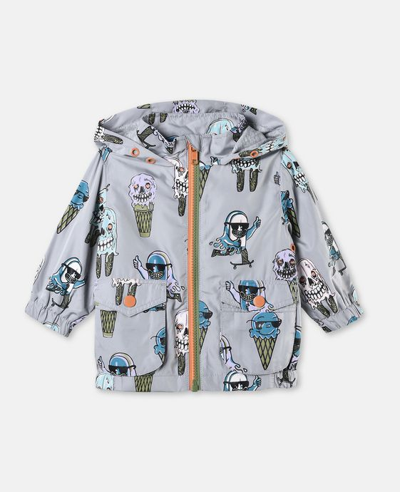 Jax Colour Changing Parka