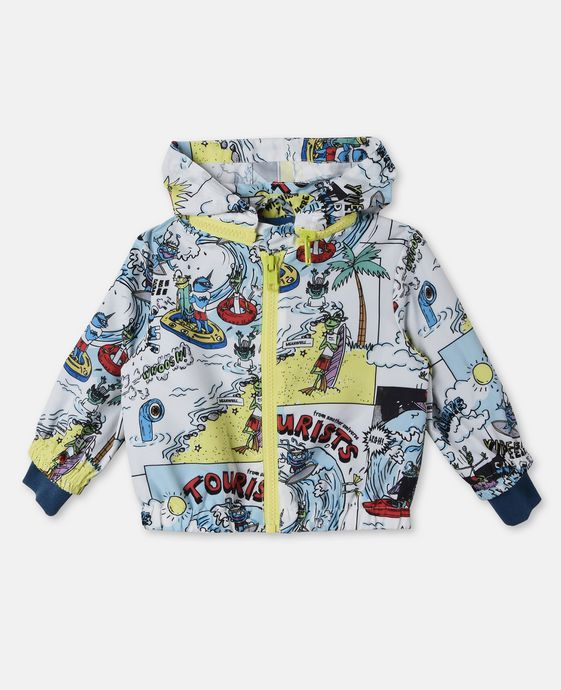 Scout All-Over Print Jacket