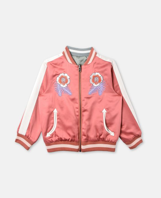 Willow Reversible Bomber Jacket
