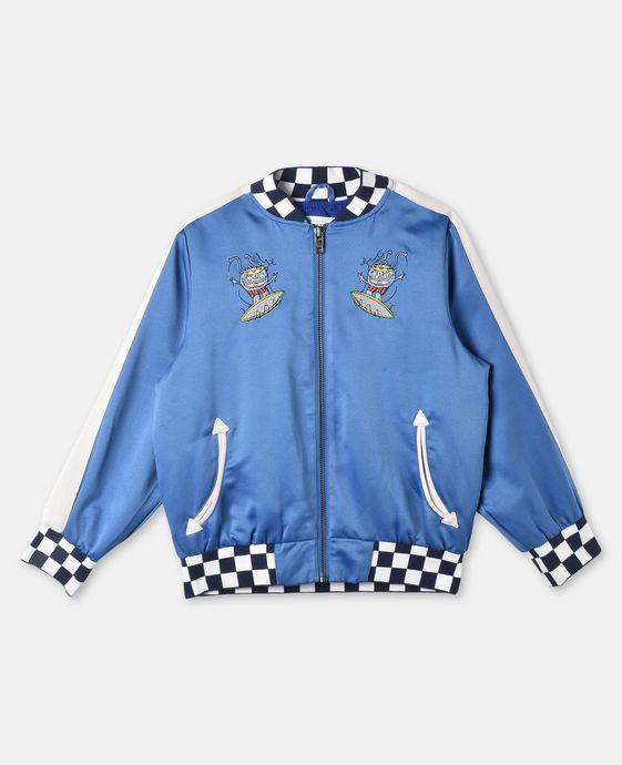 STELLA McCARTNEY KIDS Eastwood Bomber Jacket Outerwear U c