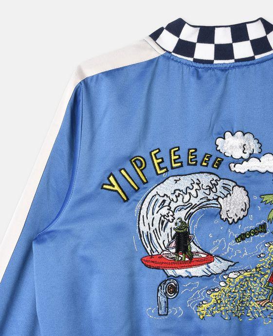STELLA McCARTNEY KIDS Eastwood Bomber Jacket Outerwear U g