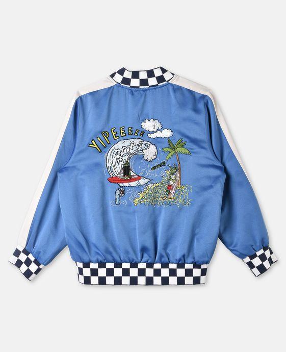 STELLA McCARTNEY KIDS Eastwood Bomber Jacket Outerwear U i