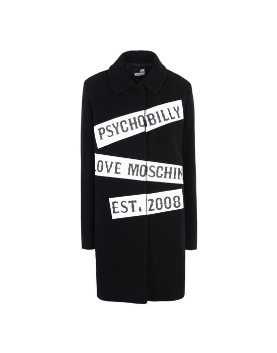 Coat Woman LOVE MOSCHINO