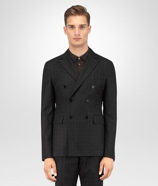 NERO WOOL FLANNEL JACKET