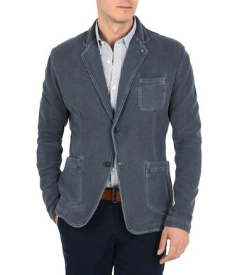 NAPAPIJRI BENDIGO MAN BLAZER,DARK BLUE
