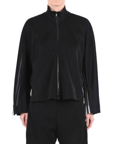 Y-3 SPACER TRACK JACKET COATS & JACKETS woman Y-3 adidas
