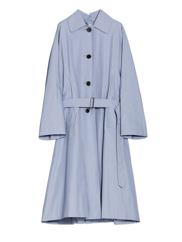 Marni Duster coat in compact cotton reps Woman - 2