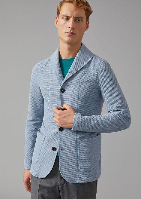 GIORGIO ARMANI Casual Jacket U f