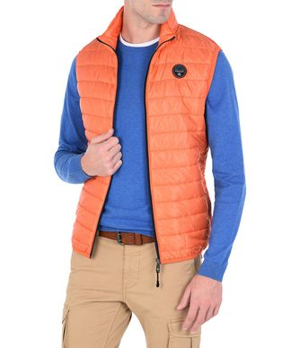NAPAPIJRI ACALMAR  VEST MAN VEST,ORANGE