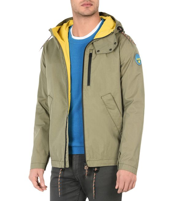 NAPAPIJRI ALPA Short jacket Man f