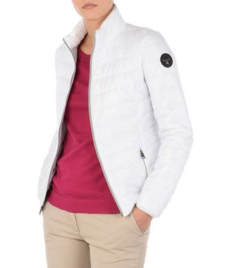 NAPAPIJRI ACALMAR  WOMAN PADDED JACKET,WHITE