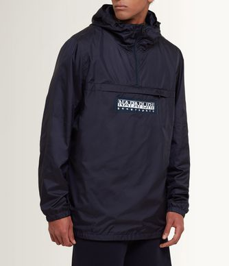 NAPAPIJRI AUMO MAN RAINFOREST,DARK BLUE