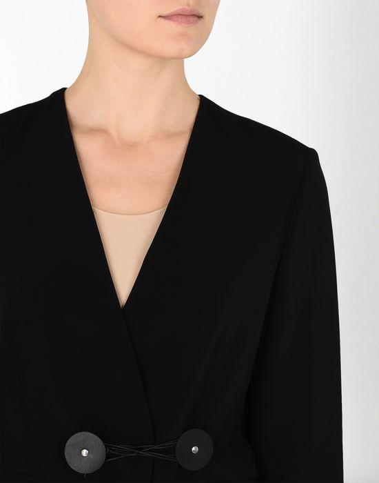 MM6 MAISON MARGIELA Blazer en laine avec des liens torsadés Veste [*** pickupInStoreShipping_info ***] e