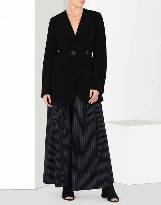 MM6 MAISON MARGIELA Blazer en laine avec des liens torsadés Veste [*** pickupInStoreShipping_info ***] r