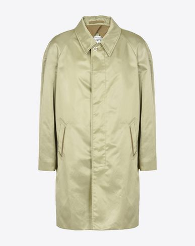 MAISON MARGIELA Raincoat U Nylon trench f