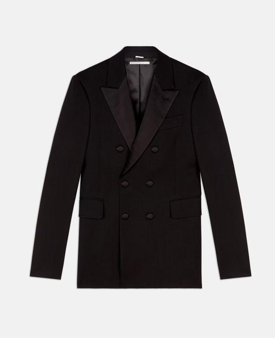 Charles Double Breasted Tuxedo Jacket