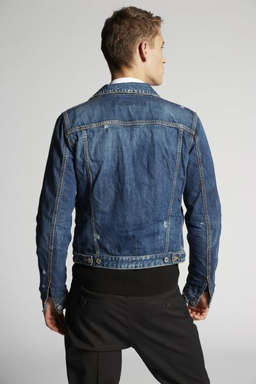 DSQUARED2 Denim outerwear Man S74AM0790S30342470 b