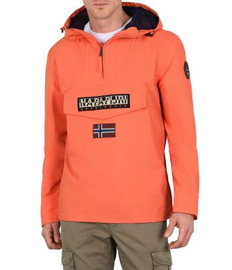 NAPAPIJRI RAINFOREST SUMMER HERREN RAINFOREST,ORANGE