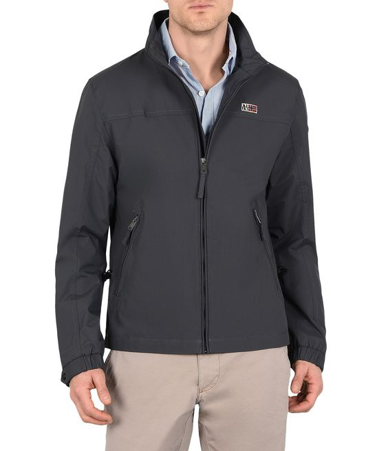 NAPAPIJRI SHELTER Short jacket Man f