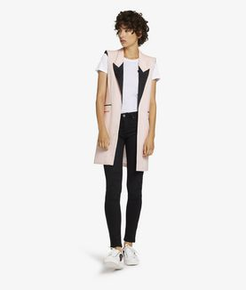 KARL LAGERFELD LONG SUMMER GILET