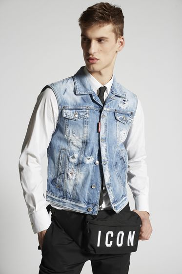 DSQUARED2 Vest Man S74FB0180S30309470 m