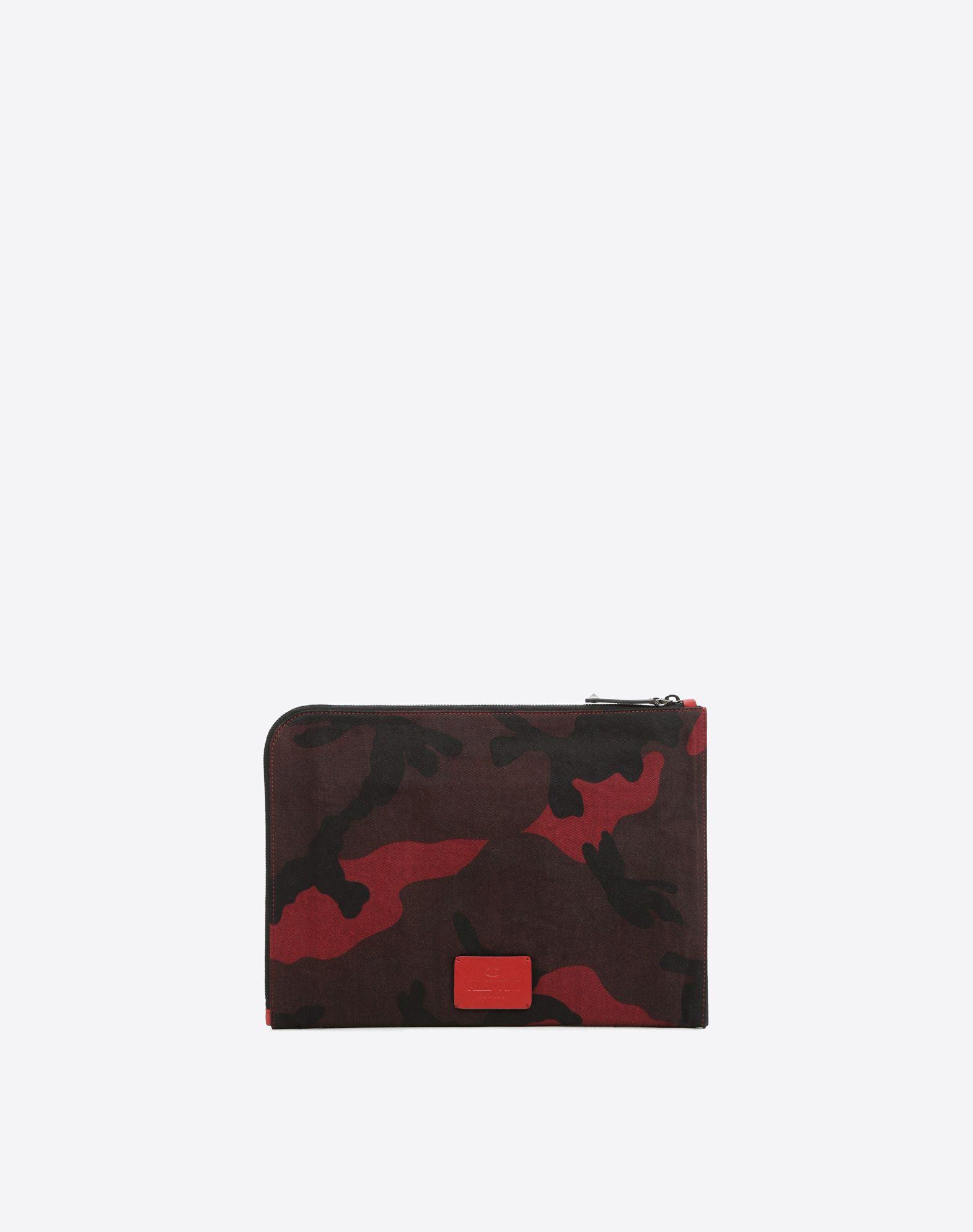 VALENTINO GARAVANI UOMO Camouflage 文件包 公文袋 U d