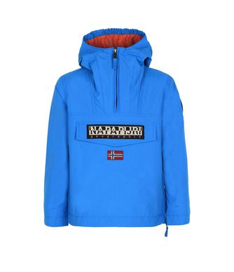 NAPAPIJRI K RAINFOREST SUMMER KID KID RAINFOREST,TURQUOISE
