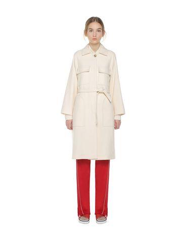 REDValentino Wool Cloth long coat