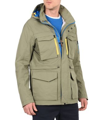 NAPAPIJRI AKLAVI 2IN1 MAN PARKA,MILITARY GREEN