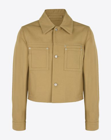 MAISON MARGIELA Jacket U Heavy twill sport jacket f
