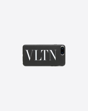 VALENTINO UOMO JACKET U Vertical stripe inlays sweatshirt with VLTN logo f