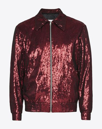 MAISON MARGIELA Jacket U Sequin jacket f