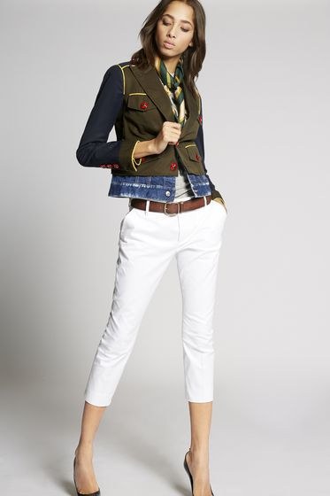 DSQUARED2 JACKET/BLAZER Woman m