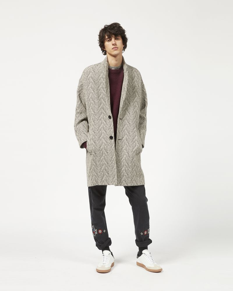 STAN long coat ISABEL MARANT