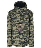NAPAPIJRI RAINFOREST SUMMER CAMO Rainforest Man a