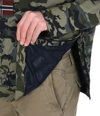 NAPAPIJRI RAINFOREST SUMMER CAMO Rainforest Man e