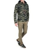 NAPAPIJRI RAINFOREST SUMMER CAMO Rainforest Man r