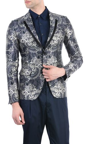 JUST CAVALLI Jacket Man Short-sleeved Just Cavalli T-shirt f