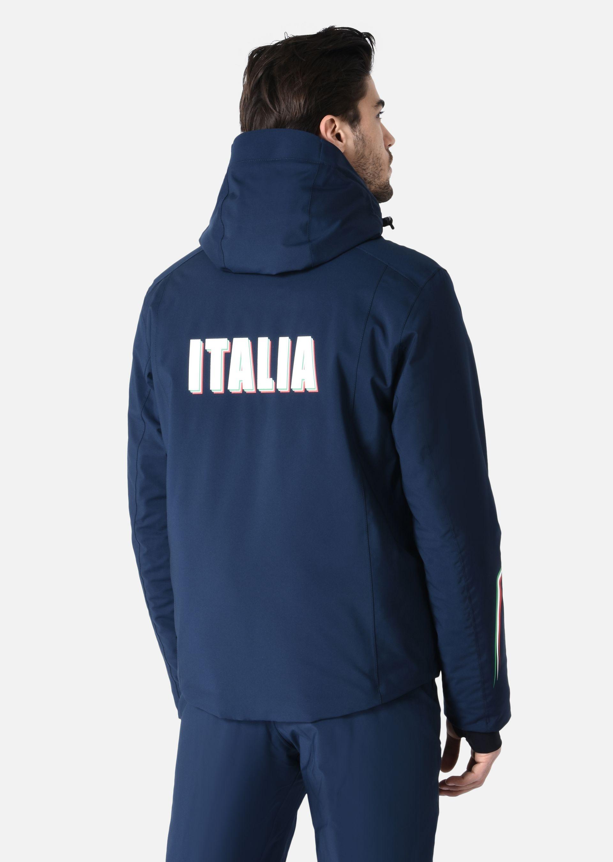 5855c2e553 Water Repellent Ski Jacket for Men   Emporio Armani