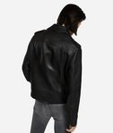 KARL LAGERFELD Ikonik leather biker jacket 8_e